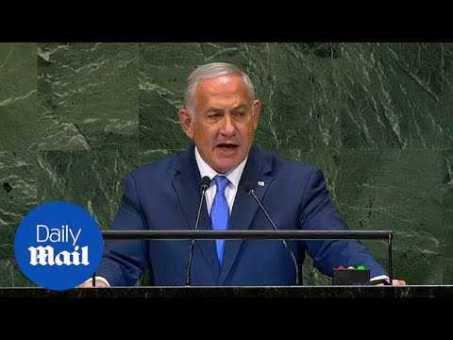 Israel's Netanyahu accuses Iran of hiding nuclear warehouse