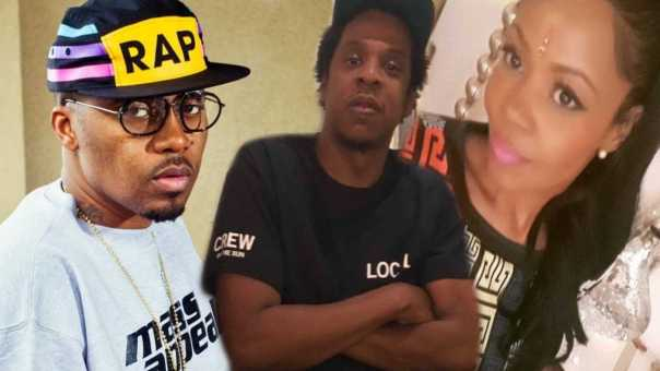 Jay Z smashing Nas Girlfriend may be mention on NEW Reality Show