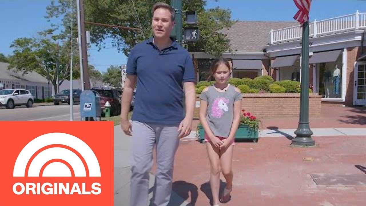 Jeff Rossen Reports Kids: How To Teach Kids To Cross The Street Safely | TODAY