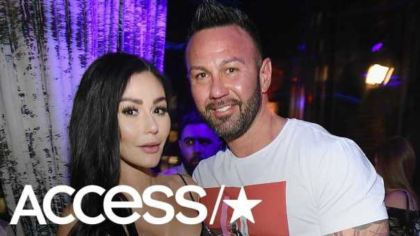 Jenni 'JWoww' Farley Files For Divorce From Roger Mathews After Nearly 3 Years Of Marriage (Reports)