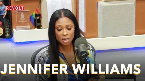 Jennifer Williams Talks About Evelyn Lozada And How Evelyn Slept With Shaq. | The  Breakfast Club