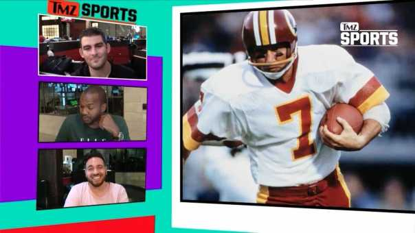 Joe Theismann Says the NFL's Rules Are Becoming Absurd!   TMZ Sports