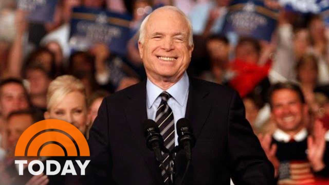 John McCain's Legacy: Presidential Historian And Former Campaign Strategist Weigh In   TODAY