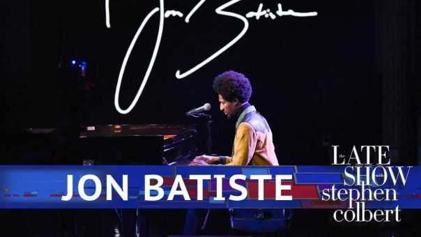 Jon Batiste Performs 'Don't Stop'