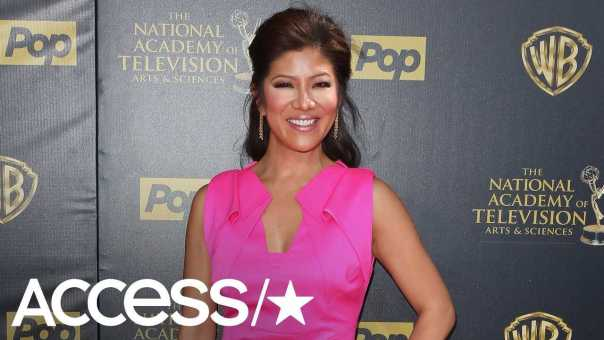 Julie Chen Is Leaving 'The Talk'