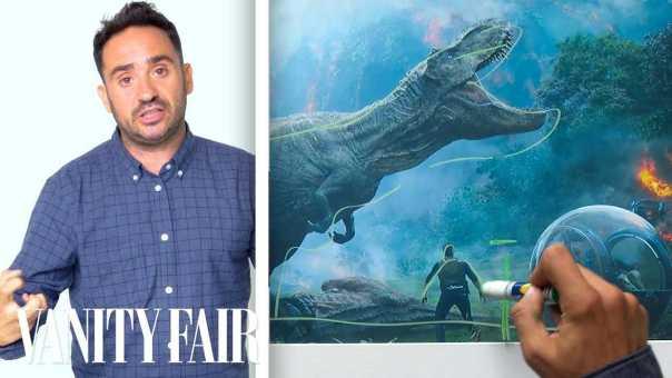 Jurassic World: Fallen Kingdom's Director Breaks Down the Volcano Scene | Vanity Fair