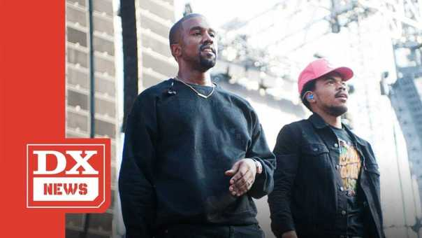 "Kanye West Confirms ""Good Ass Job"" Album With Chance The Rapper"