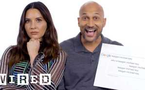 Keegan-Michael Key & Olivia Munn Answer the Web's Most Searched…