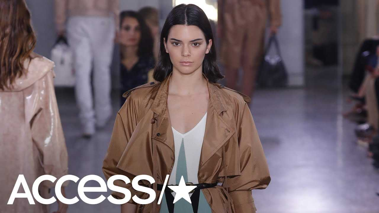 Kendall Jenner's Recent Comments About Modeling Spark Backlash | Access