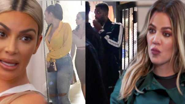 Khloe Kardashian BF Tristan Gets Caught Cheating AGAIN