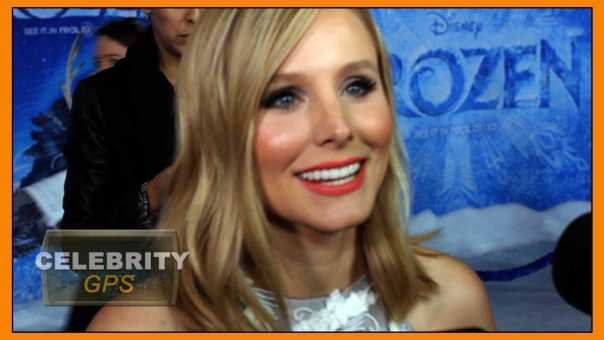 Kristen Bell likes to smoke weed – Hollywood TV