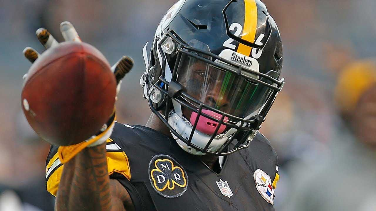 Le'Veon Bell BUTT HURT Over Teammates Trashing Him Online Before Game!
