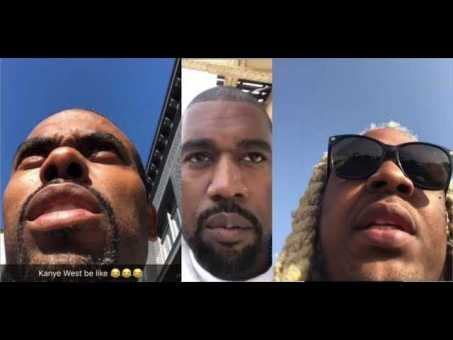 Lil Duval, Snoop Dogg, and more Kanye West Challenge