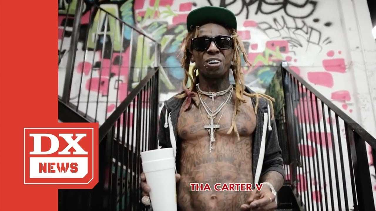 "Lil Wayne Finally Announces ""Tha Carter V"" Release Date — Officially"