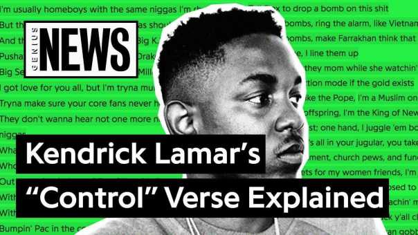 "Looking Back At Kendrick Lamar's ""Control"" Verse   Song Stories"