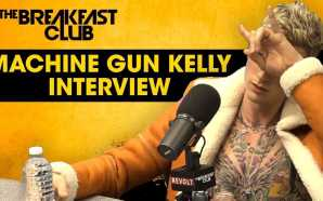 Machine Gun Kelly Breaks Down Eminem Feud, Halsey Rumors, Mac…