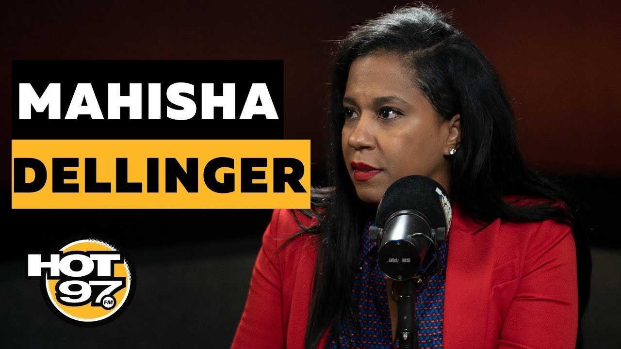 Mahisha Dellinger On Business For Black Women, Founding Curls, & 'Mind Your Business'