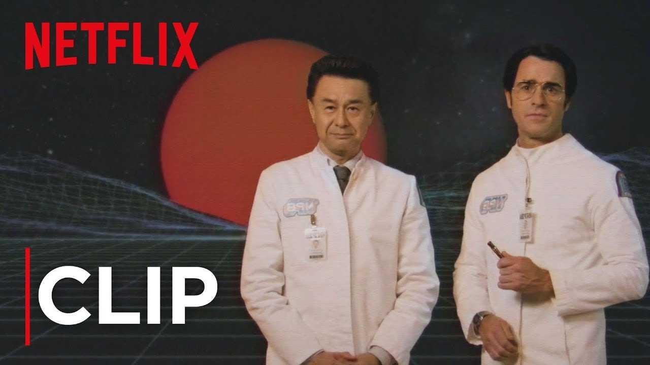 Maniac   Neberdine Pharmaceutical Biotech [HD]   Netflix