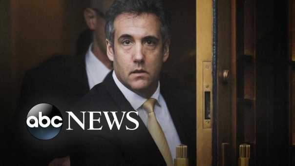 Michael Cohen talks to Mueller team about Russia