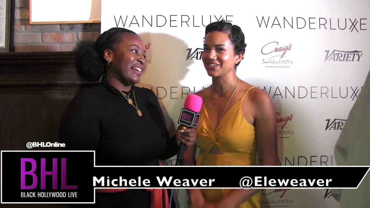 Michele Weaver  |  Wanderluxxe Emmy Nominee Diversity Luncheon at Craig's
