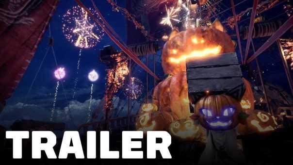 Monster Hunter: World – Autumn Harvest Fest Trailer