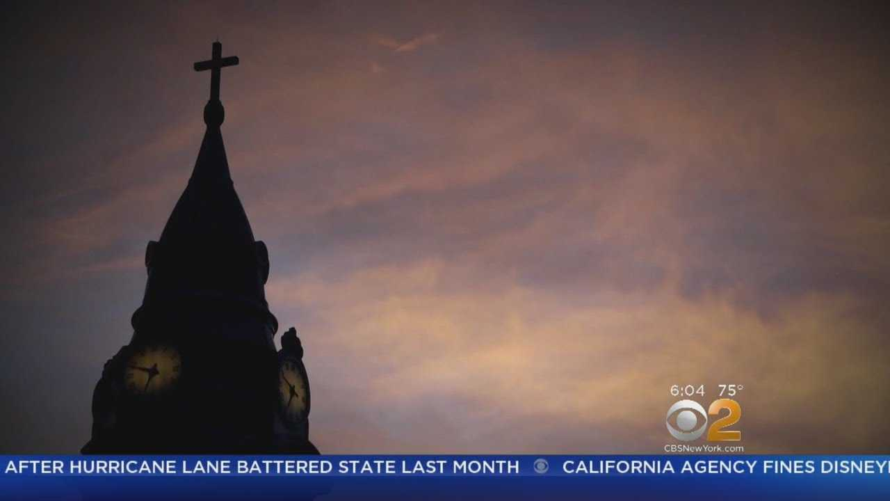N.Y. Archdiocese Vows To Cooperate With Church Sex Abuse Investigations