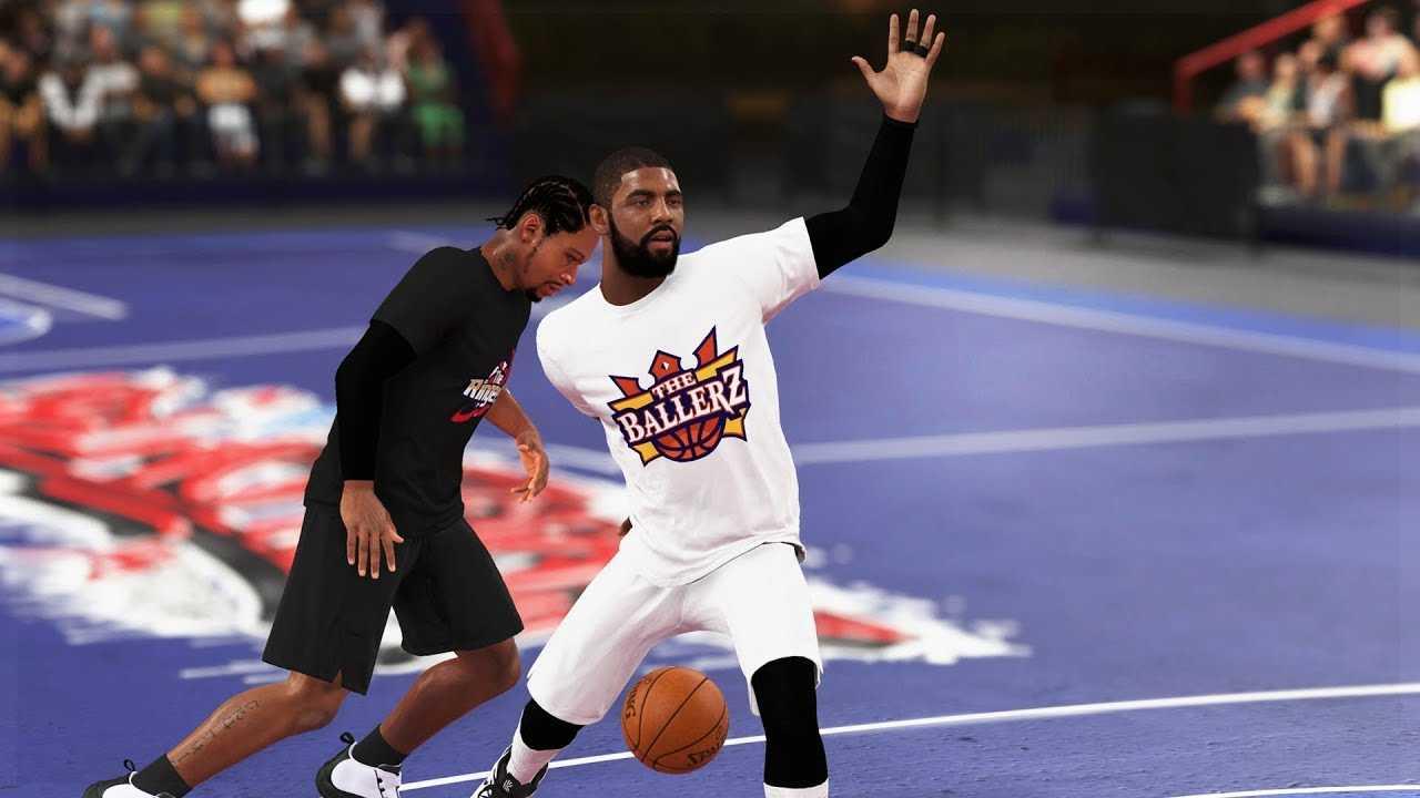 NBA 2K19 - How To Do Insane Street Ball Moves & Dunks On Park & Blacktop