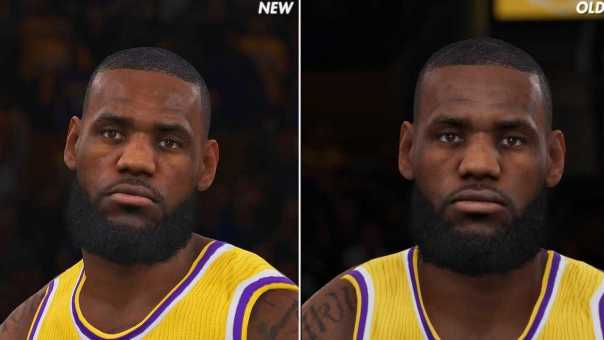 NBA LIVE 19 – Patch 1.04 Adds 1700+ Commentary Lines & More Sweat