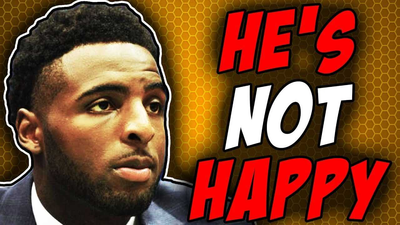 NBA Player Gets SCREWED By His Agents Then FIRES Them