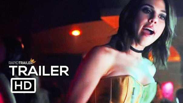 NIGHTCLUB SECRETS Official Trailer (2018) Thriller Movie HD