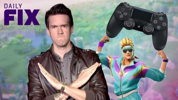 No Fortnite Crossplay Ceo Says Ps4 The Best Ign Daily Fix