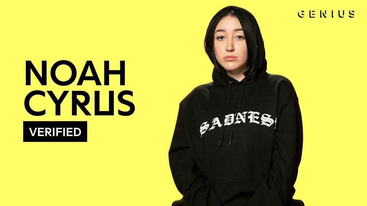 "Noah Cyrus ""Mad at You"" Official Lyrics & Meaning 