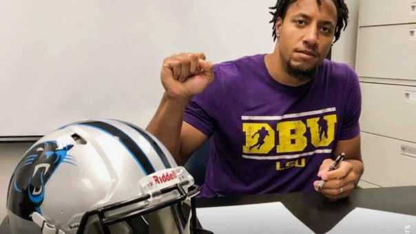 Panthers Sign Eric Reid, Owner RIPS Trump