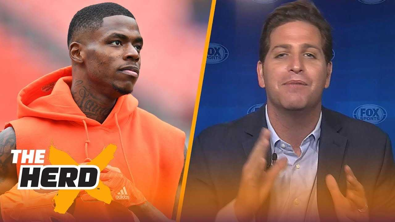 Peter Schrager joins Colin to talk Josh Gordon trade, Fitzmagic and Patrick Mahomes   NFL   THE HERD