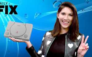 PlayStation Classic Wants Your Nostalgia Dollars – IGN Daily Fix