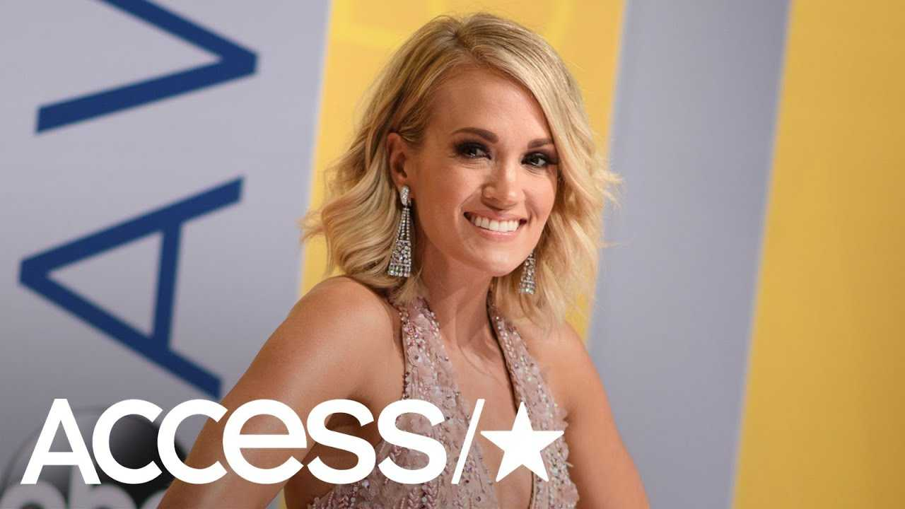 Pregnant Carrie Underwood Keeps Wearing Pink But Swears She Doesn't Know Her Baby's Sex | Access
