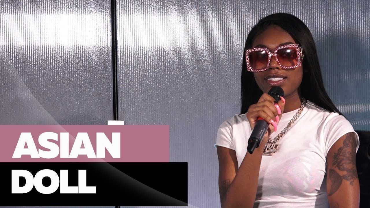 Queen of Teens Asian Doll Talks Being the First Lady of 1017
