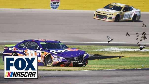 "Radioactive: Las Vegas – ""I (expletive) hate sucking!"" | NASCAR RACE HUB"