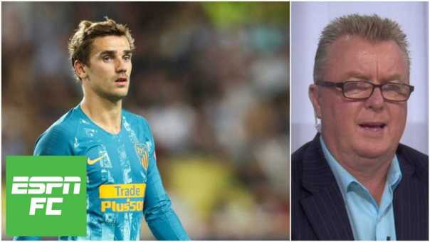 Reacting to Antoine Griezmann's 'ignorant' Messi and Ronaldo comments   ESPN FC
