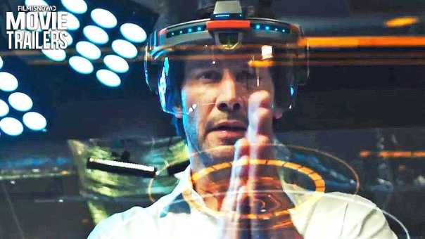 REPLICAS Trailer NEW (2018) – Keanu Reeves Sci-Fi Android Movie