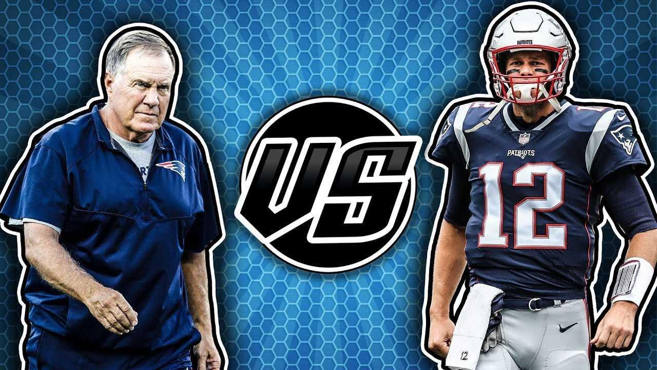 REVEALED: Tom Brady Wanted To Get Rid Of Bill Belichick