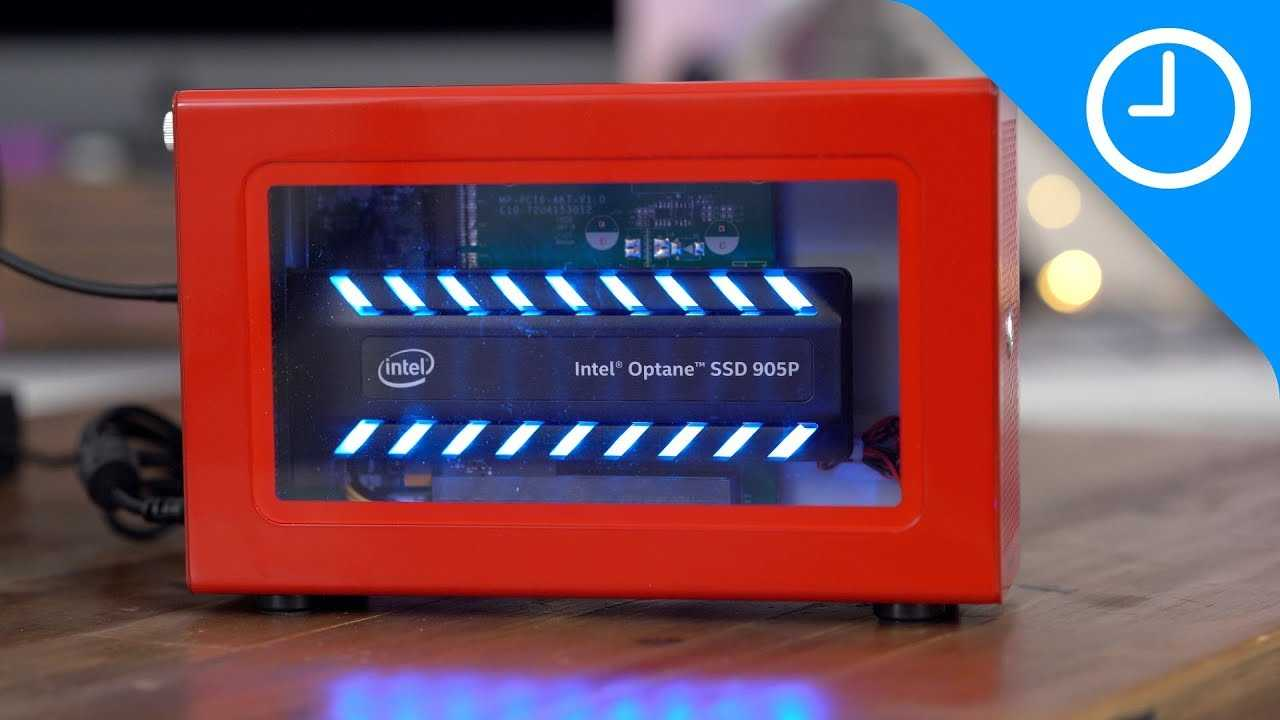 Review: Akitio Node Lite with Intel Optane SSD - Super Fast!