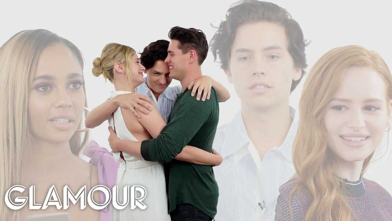 Riverdale's Cast Takes a Friendship Test   Glamour