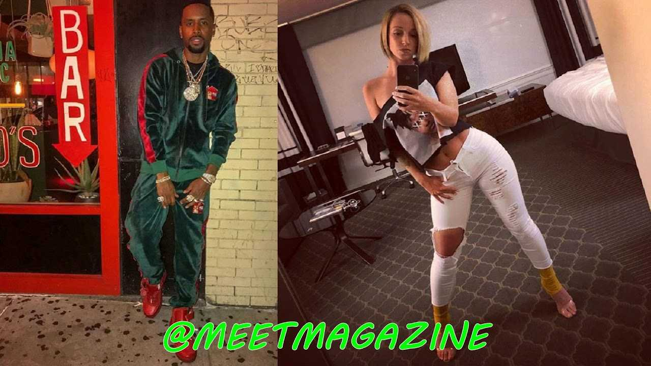Safaree Samuels & Jada Stevens movie coming soon #LHHH Season 5 #Safaree #JadaStevens