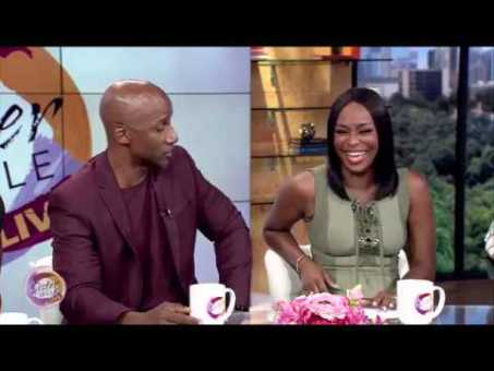Sister Circle Live | Comedian Damon Williams joins The Table | TVOne