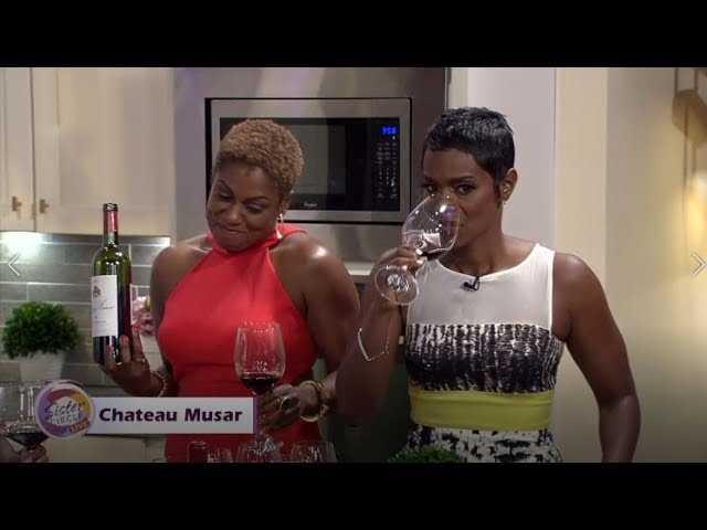 Sister Circle Live | Regine Rousseau - Founder of 'Shall We Wine' | TVOne