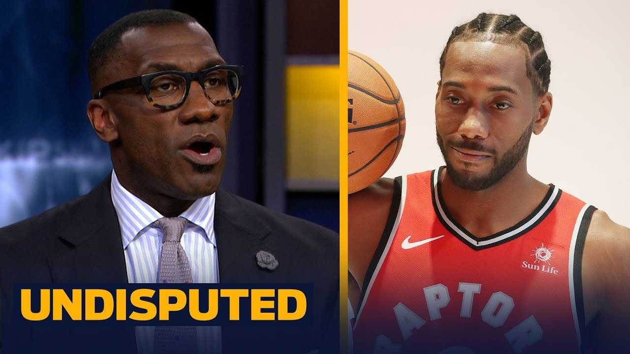 Skip and Shannon discuss if Kawhi Leonard will be a different player in Toronto | NBA | UNDISPUTED