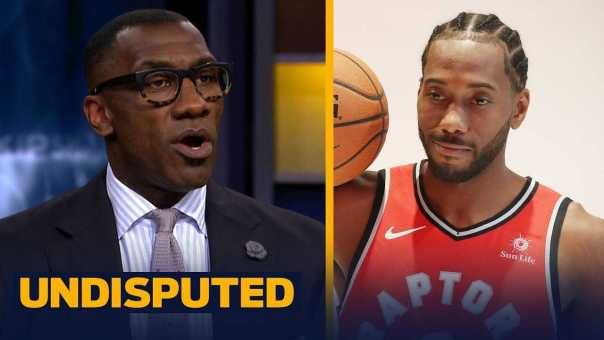 Skip and Shannon discuss if Kawhi Leonard will be a different player in Toronto   NBA   UNDISPUTED
