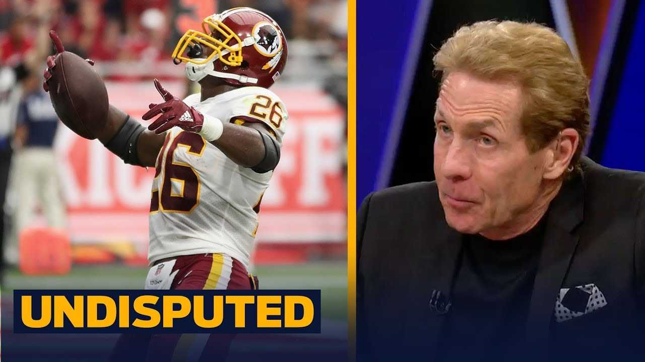 Skip Bayless: 'Adrian Peterson is the flip side of Emmitt Smith' | NFL | UNDISPUTED