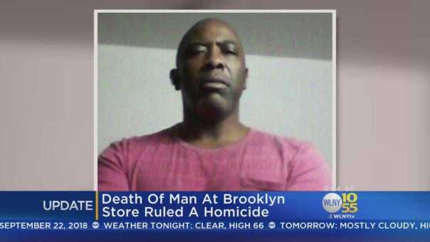 Stop & Shop Death Ruled A Homicide